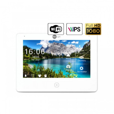 Відеодомофон Neolight ALPHA HD Wi-Fi