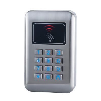 Кодова клавіатура PK-A702MFW зовнішня 13.56Mhz