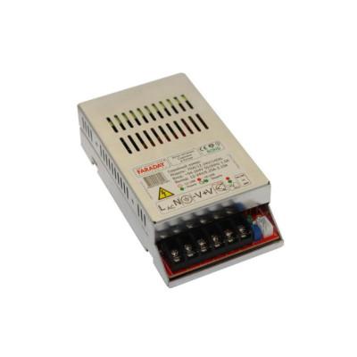 Блок живлення імпульсний FARADAY 12-36V 5-1,7А 60W перфорований