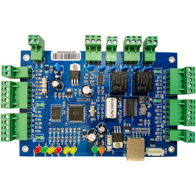 Мережевий контролер ABLE - TCP/IP-02