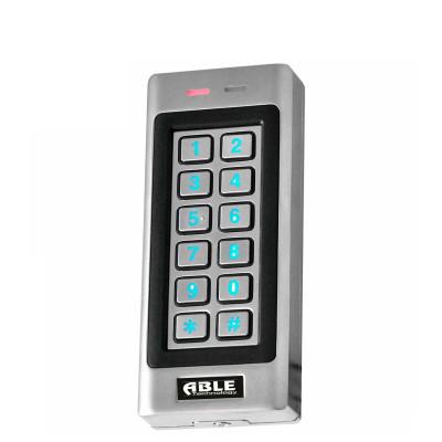 Кодова клавіатура ABLE RCK2-MW 125khz