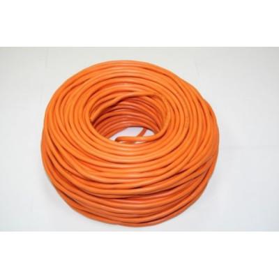 Вогнетривкий сигнальний кабель ПСВВнг 4х0,4мм