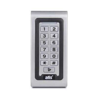 Металева кодова клавіатура вологозахищена ATIS AK-601W