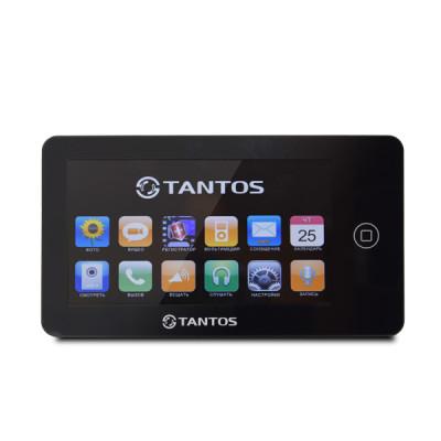 """Відеодомофон Tantos Neo 7"""" (Black)"""
