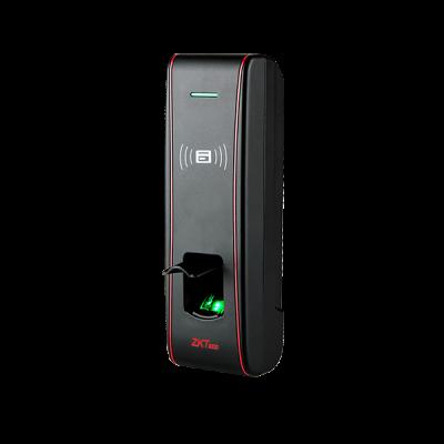 Біометричний контролер доступу  ZKTeco F16 зі зчитувачем відбитків пальців і RFID карт