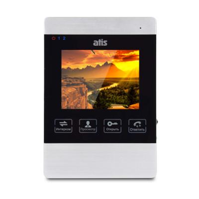 Відеодомофон ATIS AD-470M S-Black