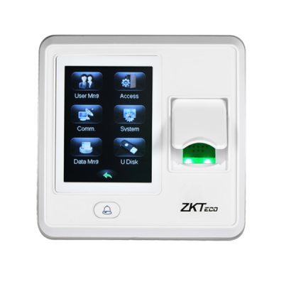 Біометричний термінал ZKTeco SF300 (ZLM60) white