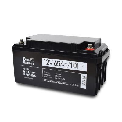 Акумулятор 12В 65 Аг для ДБЖ Full Energy FEP-1265