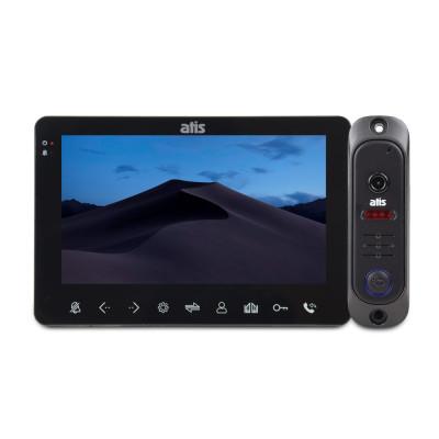 """Комплект відеодомофона ATIS AD-780 B Kit box: відеодомофон 7"""" і відеопанель"""