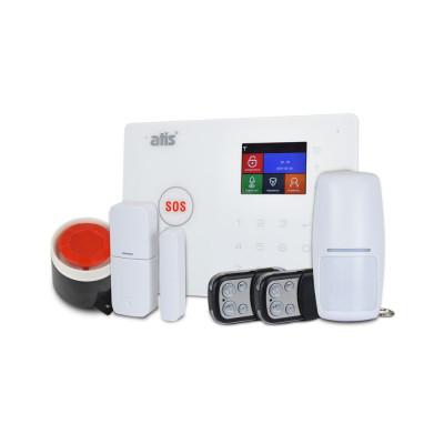 Комплект бездротової GSM і Wi-Fi сигналізації ATIS Kit GSM+WiFi 130T з підтримкою застосунку Tuya Smart