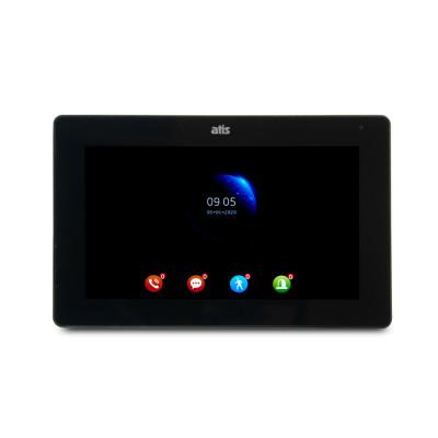 """Wi-Fi відеодомофон 7"""" ATIS AD-770FHD/T-Black з підтримкою Tuya Smart"""