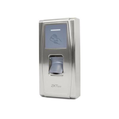 Біометричний термінал з Bluetooth ZKTecoMA300-BT/ID зі скануванням відбитку пальця і зчитувачем EM карт