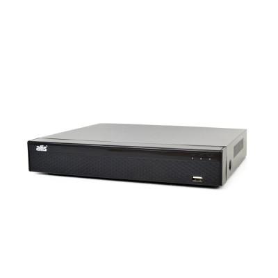 XVR відеореєстратор 4-канальний ATIS XVR 3104 для систем відеонагляду