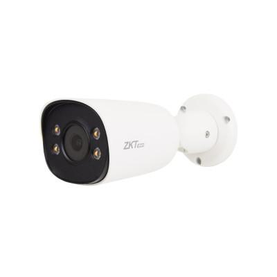 IP-відеокамера 2 Мп ZKTeco BS-852T11C-C з детекцією облич для системи відеонагляду