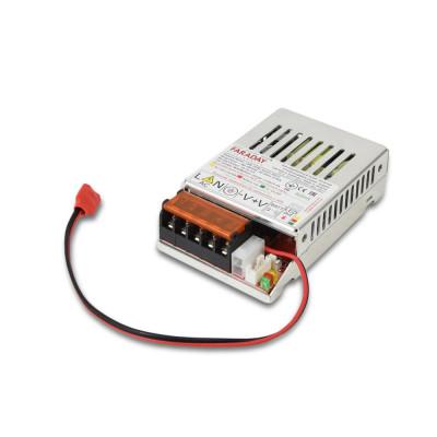 Безперебійний блок живлення Faraday Electronics 20W UPS ASCH ALU під акумулятор 4А/г в алюмінієвому корпусі