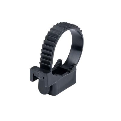 Кріплення ремінне чорне Relfix 7 x 80 мм (100 шт./уп)