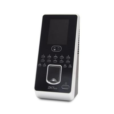 Біометричний термінал ZKTeco MultiBio 800-H/ID зі скануванням відбитку пальця, обличчя, карт доступу EM-Marine