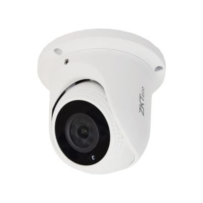 IP-відеокамера 5 Мп ZKTeco ES-855L21C-E3 з детекцією облич для системи відеонагляду