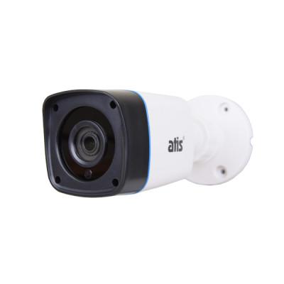IP-відеокамера 2 Мп ATIS ANW-2MIR-20W/2.8 Lite для системи IP-відеоспостереження