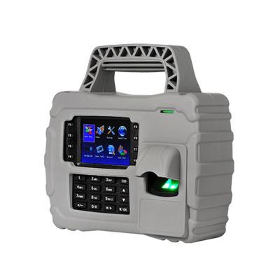 Мобільний біометричний термінал обліку робочого часу ZKTeco S922 з каналами зв'язку 3G і GPS